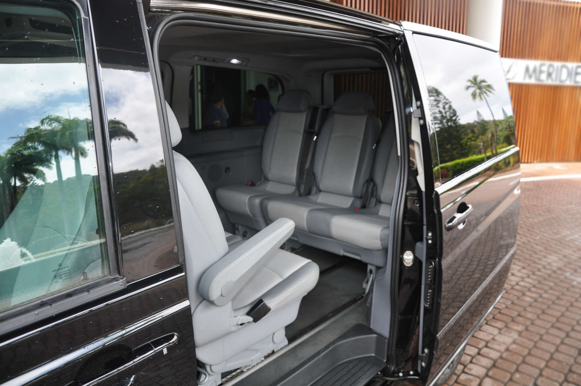 Intérieur Van Mercedes